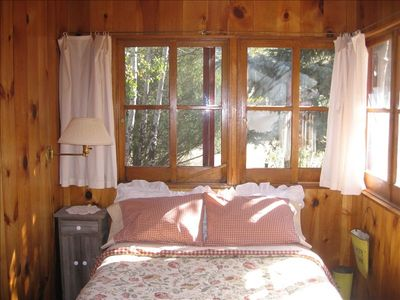 Photo for Classic Log Cabin  Close to Rocky Mountain National Park