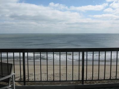 Photo for OC--30'  Oceanfront Balcony & Bay Side Balcony; Booking for the Fall!