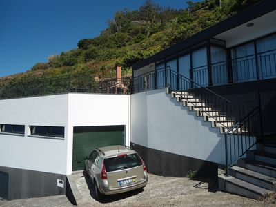 Photo for Villa Ocean View by near the natural swimming pool of Porto Moniz, in Madeira