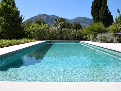 Photo for Magnificent Manor House With Pool In Sóller, perfect location, 4 bedrooms.
