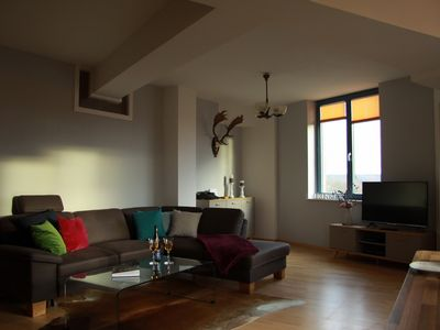 Photo for Exclusive and luxurious designer apartment in the heart of Güstrow near Rostock