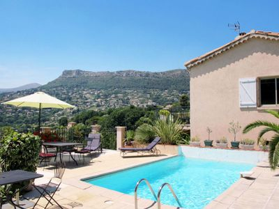 Photo for 3 bedroom Villa, sleeps 7 in Vence with Pool and WiFi