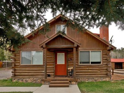 Photo for New -The Bear's Den–A Cozy Cabin In Beautiful South Fork