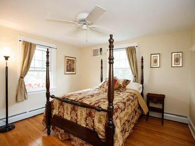 Photo for Goldfinch Room at Feather Hill-Country Charm