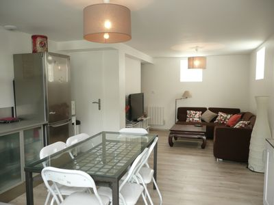 Photo for Royan, well equipped duplex, ideal location, 200m from the market and 500m from the beaches