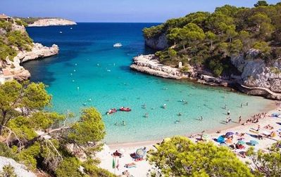 Photo for Apartment / app. for 4 guests with 50m² in Cala Figuera (109494)