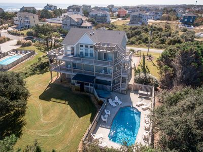 Photo for Pelican Pointe | 355 ft from the Beach | Private Pool, Hot Tub