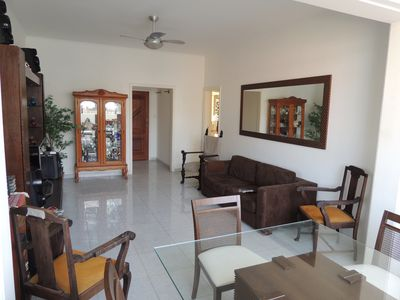 Photo for AMAZING HOSTEL , SAFE,  3MIN. FROM COPACABANA / IPANEMA BEACHES,  PRIVATE BATH.