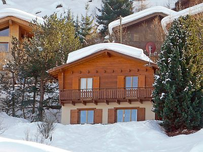 Photo for Vacation home Mungg in Nendaz - 6 persons, 3 bedrooms