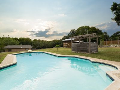 Photo for Beautiful Ranch-Style Home w/Pool ~ Perfect San Antonio Location!