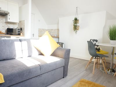 Photo for Stylish Loft Apartment in Moseley - Sleeps 4