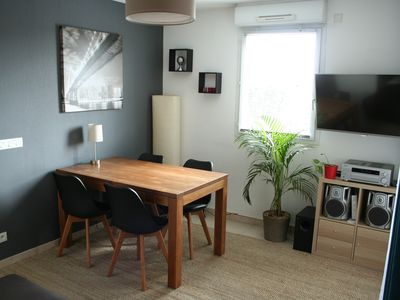 Photo for NEW apartment between Montpellier and beach