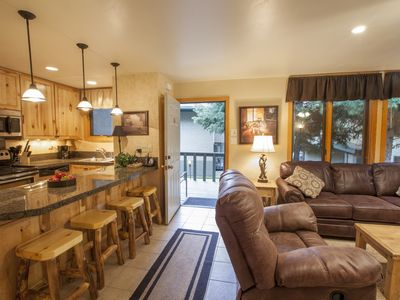 Photo for New Rental ~ Tamarack 28 ~ Walk to Slopes! Outdoor Pool/Hot