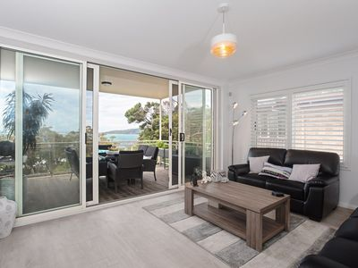 Photo for 9 'Topdeck', 53 Ronald Avenue- stunning views from large relaxing balcony