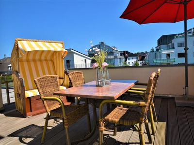Photo for Modern apartment for 4 persons in Timmendorfer Strand.