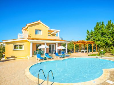 Photo for Villa Hestia - This Villa has a private pool, off road parking & WI-FI