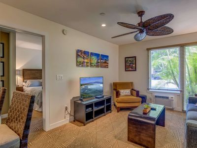 Photo for New Vacation Rental - nicely upgraded and well maintained - Aina Nalu J-105 - walk to Lahaina town!