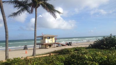 Photo for HOTEL RESORT Hollywood  $88 apart OCEAN VIEW, Pool exit to the beach, owner