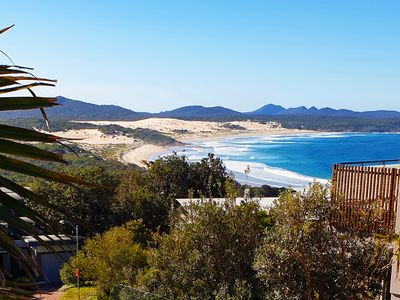 Photo for Beaches, magnificent views and a luxury townhouse adjacent to the National Park.