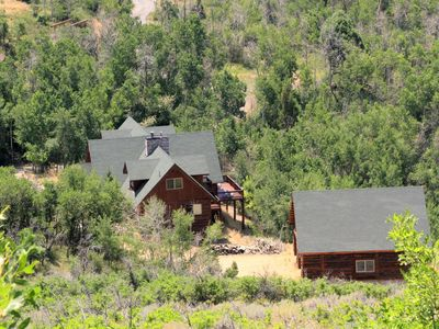 Photo for SPACIOUS Secluded Sanctuary! 25min from Park City, Sleeps 24!!!