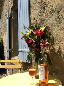 relax and enjoy one of the many local wines