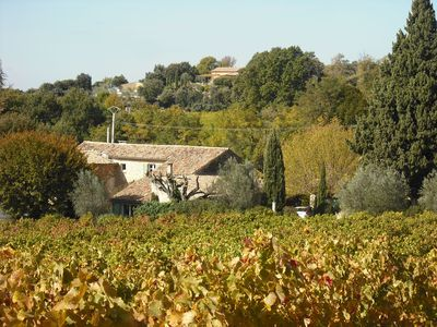 Photo for Mas en Provence, 8 km from Vaison la Romaine