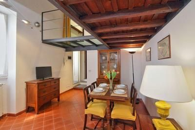 Photo for Holiday house Rome for 2 - 4 persons with 1 bedroom - Holiday house