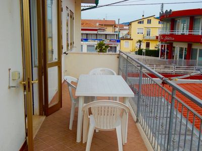 Photo for M116 - Marcelli, two-room apartment in the center and facing the sea