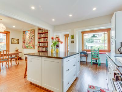 Photo for Remodeled historic home with a yard and a great Capitol Hill location!