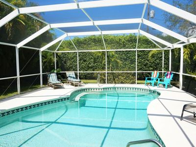 Photo for Great Location and Very Private Backyard and Pool Area!