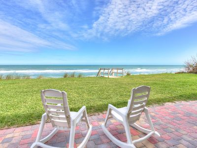 Photo for Direct Oceanfront Heavenly Retreat, fully licensed 6465