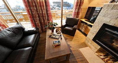 Photo for Chalet Odalys le Husky **** - 6 Rooms Chalet 12 People