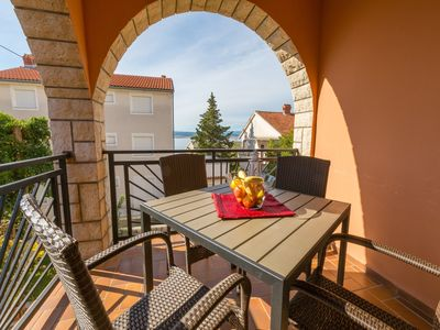 Photo for Apartment Vacation Rental in Dramalj (Crikvenica)