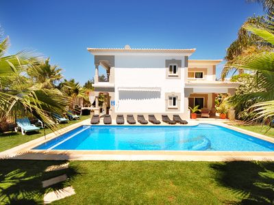Photo for 6 bedroom Villa, sleeps 18 with Pool, Air Con and FREE WiFi