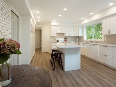 Photo for Bikes, Beaches and Amazing indoor and outdoor living brand new chefs kitchen!!!