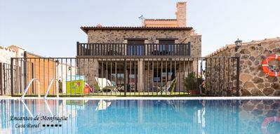 Photo for Self catering Encantos de Monfragüe for 14 people