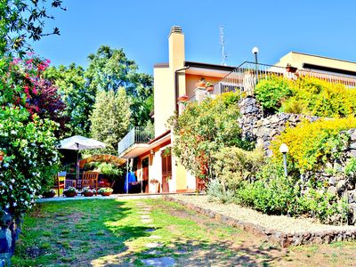 Photo for Elegant Villa in Viagrande in Sicily near the Sea and Mount Etna