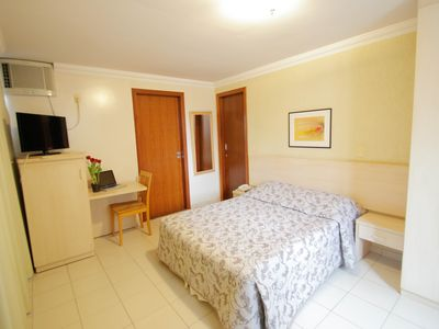 Photo for 1BR Apartment Vacation Rental in Brasília, DF