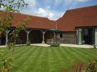 Stunning barn conversion in beautiful tranquil settingThe owners made us so welcome too.