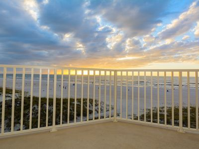 Photo for Beachfront Condo with Pool - Perfect Location!