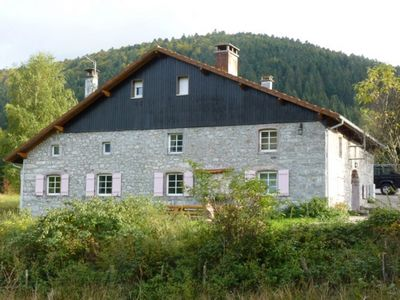 Photo for The farm of Les Hulottes, Gîte des Chamois