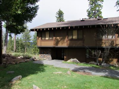 Photo for Lovely Forested Lakeview Corner Condo Unit