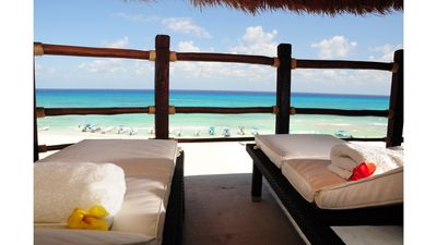 Photo for Winner of Top 25 in Luxury in All of MX -DIRECT OCEAN VIEW PH - Beach Club Promo #40