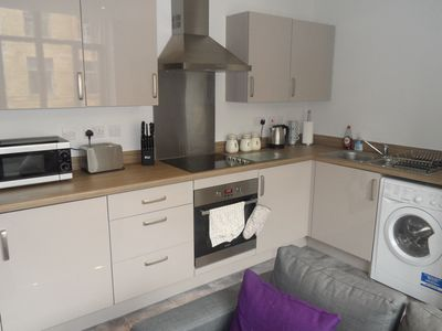 Photo for ONE BEDROOM SERVICED APARTMENT - MINIMUM 2 NIGHT STAY