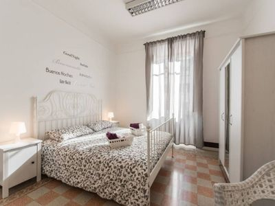 Photo for Viatico apartment in San Giovanni with WiFi, air conditioning, balcony & lift.