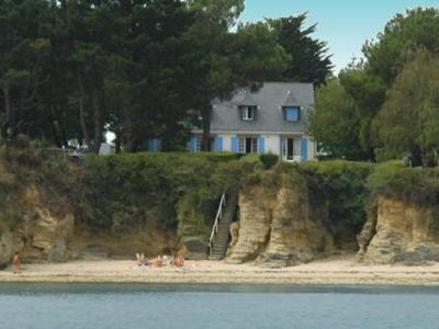 Photo for Large House on the seafront with great field