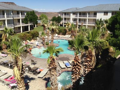 Photo for Las Palmas - Spectacular View, Washer/Dry, No Resort Fees - Great RATE!