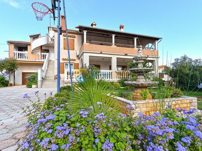 Photo for Apartment 734/1720 (Istria - Medulin), Family holiday, 900m from the beach