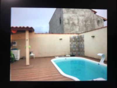 Photo for Two bedroom townhouse with pool in Caraguá