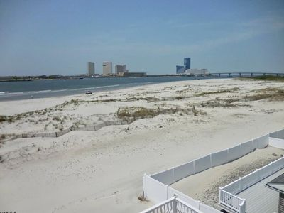 Photo for Brigantine Beachfront one of a kind opportunity for best views of the shore